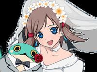 (Slashing Bride) Ayncia (Face)