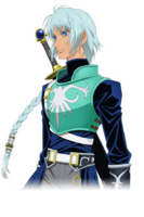 (Ice Swordsman) Veigue