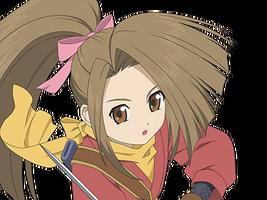 (Crane Ninja) Suzu (Face)