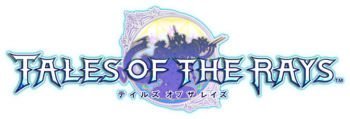 Tales of the Rays Logo (White)