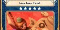 Magic Lamp: Found!