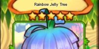 Rainbow Jelly Tree