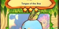 Tongue of the Boa