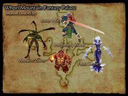 Fantasy Palace map