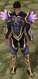 Purple Crystal armor
