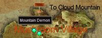 Mountain Demon Get in the Way map