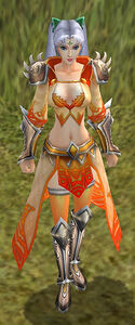 Red Fire armor f