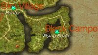 The Speedy Flying Snakes map