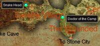 Elite Snake Head map