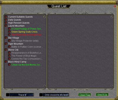 Quest List 1