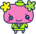 Violetchi green attire