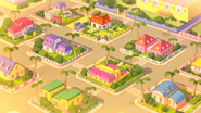 Mame city houses