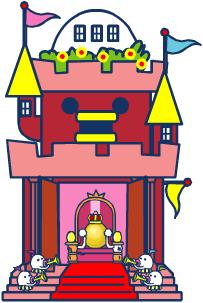 Gotchi king castle
