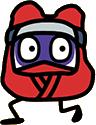 Masktchi ninja