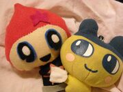 Himespetchi and Mametchi