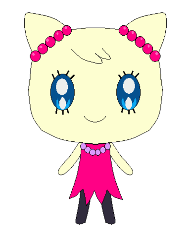 File:Fun with Melodytchi wearing dress.png