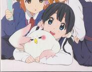 Tamako and Dela DVD