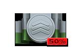 Multiplier Pass Silver 50%