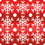 Holiday Paint December 25 2015 pattern