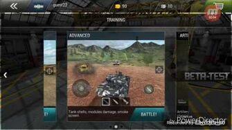 Tanktastic 2.0 Open Beta Advanced Training
