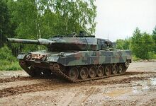 Leopard 2a5 main battle tank Germany German army defense industry military technology 640 002