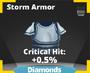 Storm Armor Icon