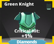 Green Knight Icon