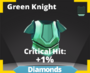 Green Knight Icon