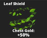 Leaf Shield Icon