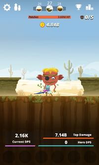 Bleak Desert
