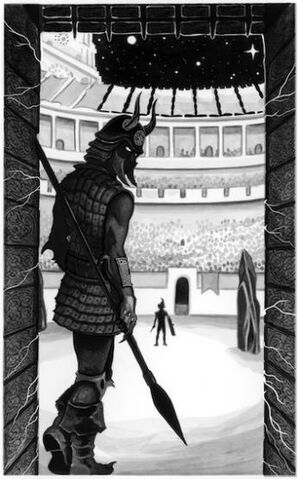 File:Pic 1 Frontispiece- Max in the Arena.jpg