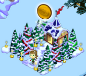 Christmas Tree Farm Low Tier Collect