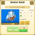 Snow Ship Tier 7