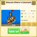 Rescue Drew's Cruiser Tier 2