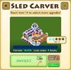 Sled Carver Tier 3