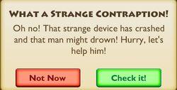A strange device prelogue 3