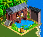 Premium Fish Pond Tier 1-3
