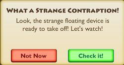 Strange device sequel 1