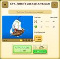 Cpt. John's Merchantman Tier 6