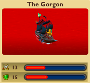 Pirate The Gorgon