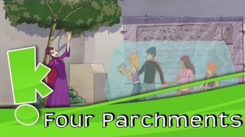 The Four Parchments