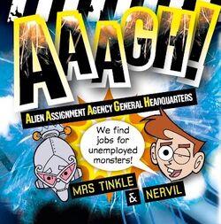 AAAGH! comic