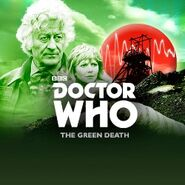 BBCstore The Green Death cover