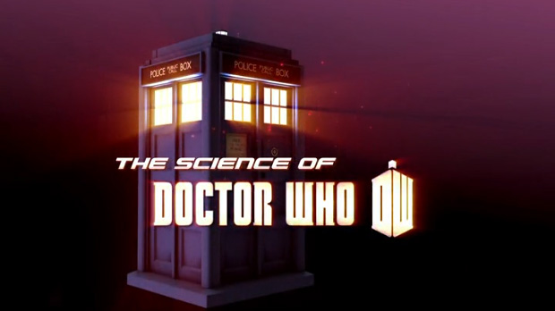 The Science of Doctor Who 2013 titlecard