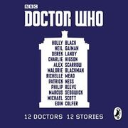 12 Doctors 12 Stories Audio
