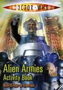 Alien Armies Activity Book