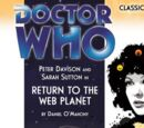 Return to the Web Planet (audio story)