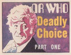 TV Action Deadly Choice