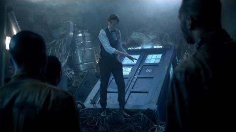 Doctor Who Journey to the Centre of the TARDIS - Next Time Trailer - Series 7 2013 - BBC One