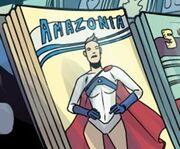 Amazonia (in-universe comic book)